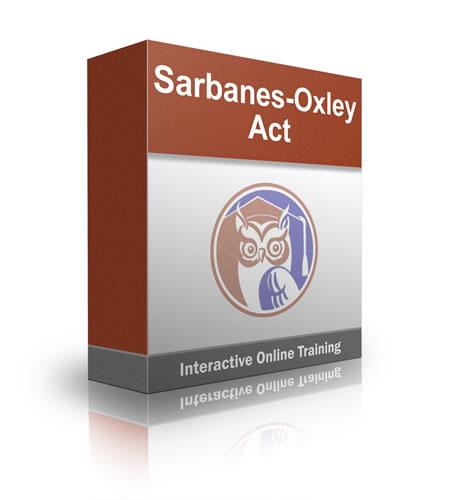 sarbanes oxley act essay